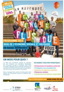 Programme _Mois ESS 2014