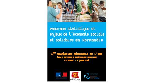 Panorama statistique et enjeux de l'ESS en Normandie