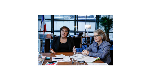 Martine Pinville : « Il faut créer la dynamique du changement d'échelle »