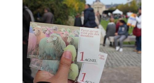 Samedi d'agir : la monnaie locale, une alternative – 12 mars - Bernay