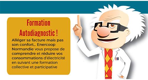 Réduisez vos factures d'électricité avec Dr Watt - Formations Enercoop Normandie à Rouen, Coutances et Caen