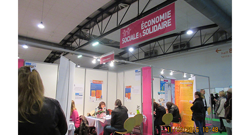 Emploi, formation dans l'ESS : retour sur le forum Emplois en Seine
