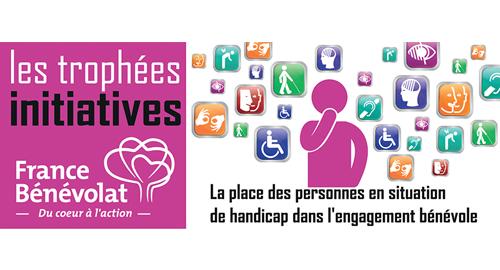 Appel à Initiatives : la place des personnes en situation de handicap dans l'engagement bénévole jusqu'au 31 mai
