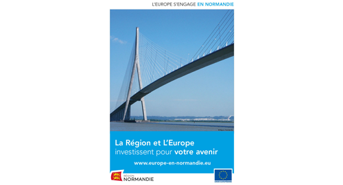 L'Europe s'engage en Normandie – 20 mai – Caen