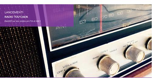 Parlez de vos projets ! RADIO TOU'CAEN vous tend le micro jusqu'au 30 septembre 2016