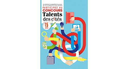 Prix Talents des cités Jusqu'au 31 mai 2016