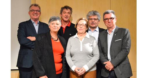 Election des instances du CNCRESS, Marie-Martine Lips, nouvelle présidente