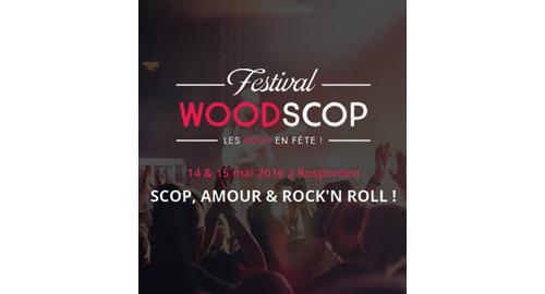 Festival Woodscop – 14 et 15 mai 2016 – Rosporden
