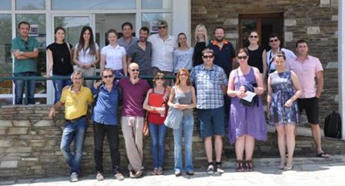 Économie sociale et solidaire, participation des citoyens : deux normands en Grèce pour le projet européen FOCUS