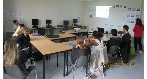 15 jeunes de la Mission locale de Val de Reuil découvrent l'ESS