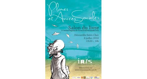 1er Salon du Livre en travail social – 8 juillet – Hérouville-Saint-Clair