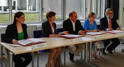 Une convention pour développer l'ESS dans l'Agglomération Seine-Eure