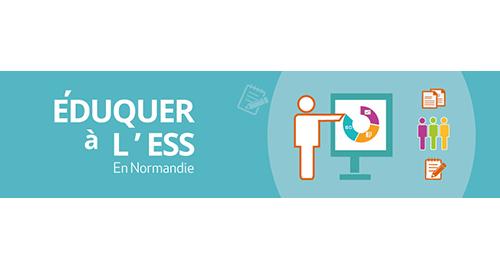 Un portail pour éduquer à l'économie sociale et solidaire en Normandie