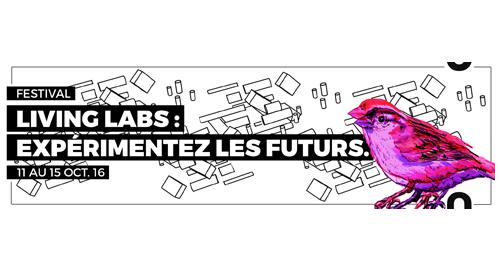 Living Labs, le festival de l'innovation ouverte et de la recherche participative Du 11 au 15 octobre – Caen.
