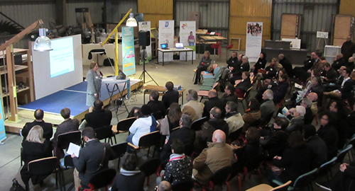 Lancement du Mois de l'ESS à Caen le 4 novembre