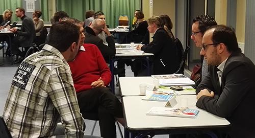 Plan Académique de Formation – 1ère Formation des enseignants hauts-normands à l'ESS