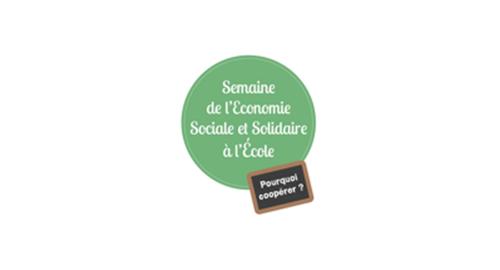 Semaine de l'Economie sociale et solidaire à l'Ecole : pour entreprendre en collectif de la maternelle au lycée