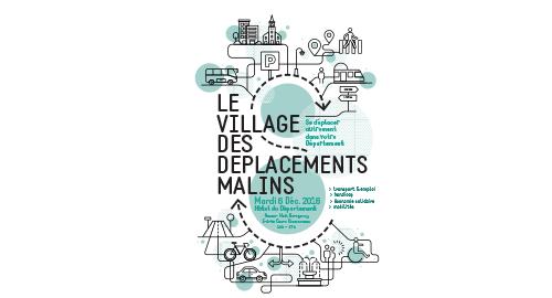 Village des déplacements malins - 6 décembre - Rouen
