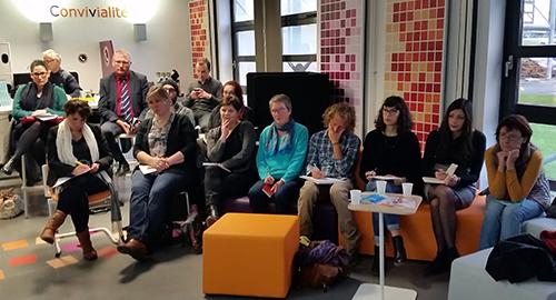 Café projets « Entreprendre en ESS, comment monter un projet collectif ? »