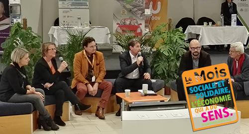 Rencontres des acteurs de la mobilité en Seine-Maritime et clôture du Mois de l'ESS