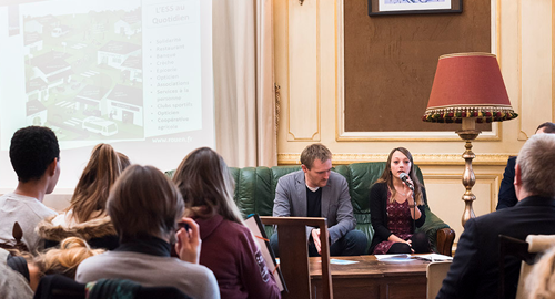 Retour sur la Journée de l'ESS 2016 à l'Hôtel de Ville de Rouen