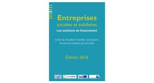 Entreprises sociales et solidaires : les solutions de financement