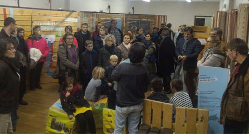 Pays d'Auge ressourcerie vient d'ouvrir à Lisieux