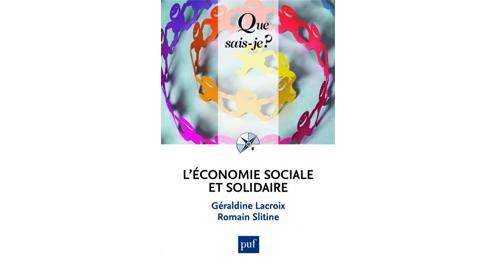 [Publication] Que Sais-Je ? sur l'économie sociale et solidaire