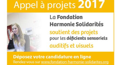 Appels à projets Régions Solidaires en faveur des déficits auditif et visuel – Jusqu'au 28 février
