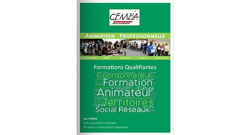 Découvrez les formations qualifiantes des CEMEA de Basse-Normandie