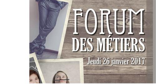 La CRESS au Forum des Métiers de la Faculté de Droit, des Sciences économiques et de Gestion de Rouen – le 26 janvier 2017