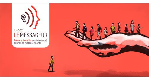 Un nouveau site Internet pour la Scop Le Messageur