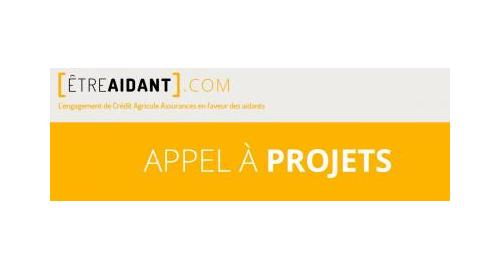 Appel à projets Aidants 2017 du Crédit Agricole Assurances jusqu'au 6 avril