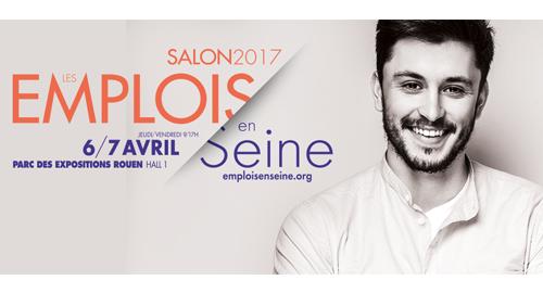 Un espace ESS au Salon « Emplois en Seine » : participez ! - 6 et 7 avril - Rouen