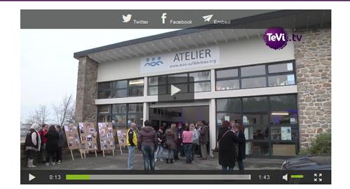 De nouveaux locaux pour Au Fil de l'Eau à Cherbourg