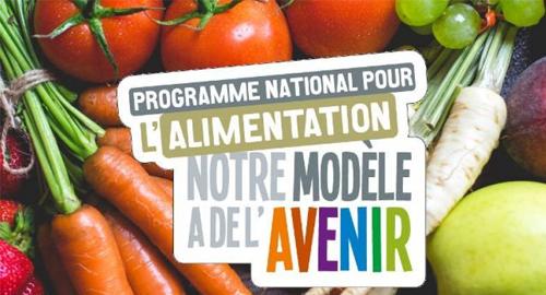 Appels à projets Programme National pour l'Alimentation (PNA) 2018 jusqu'au 30 mars et 7 avril
