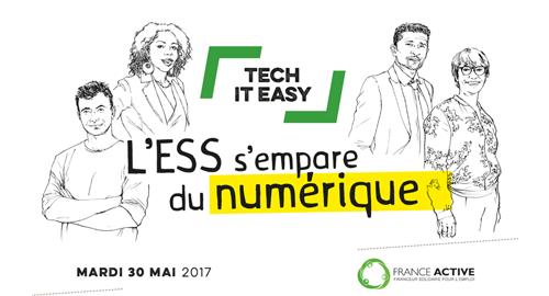 L'ESS s'empare du numérique - Paris - 30 mai