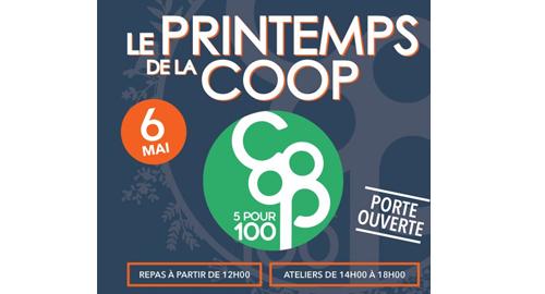 Printemps de la Coop – Caen – 6 mai