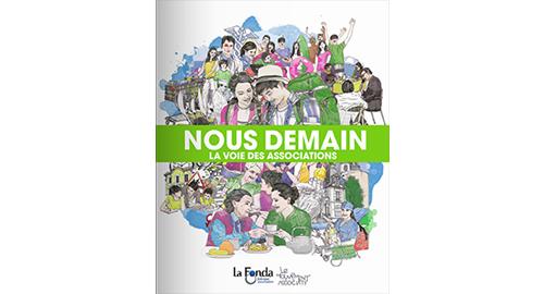 """We Demain publie """"La Voie des associations"""""""