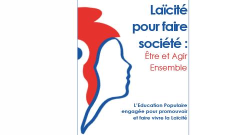 """Rendez-vous des réseaux départementaux """"laïcité pour faire société : être et agir ensemble"""" - Du 9 juin au 9 septembre en Normandie"""
