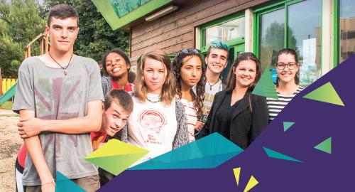 1e Coopérative Jeunesse de services sur le territoire de Caen la Mer, soutenez le projet !