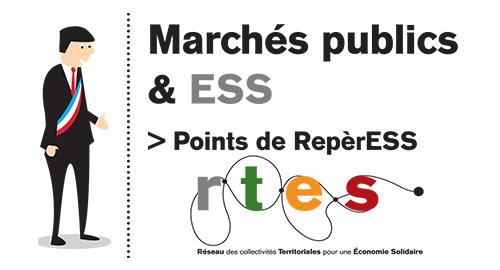 Le RTES publie un memento sur les clauses sociales dans les marchés publics