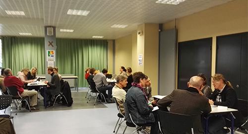Plus de 70 enseignants de lycées normands formés à l'ESS dans le cadre du Plan Académique de formation