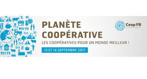 Planète coopérative - 13 et 14 septembre - Paris