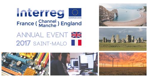 Événement annuel programme Interreg France Manche Angleterre – 26 septembre – Saint-Malo