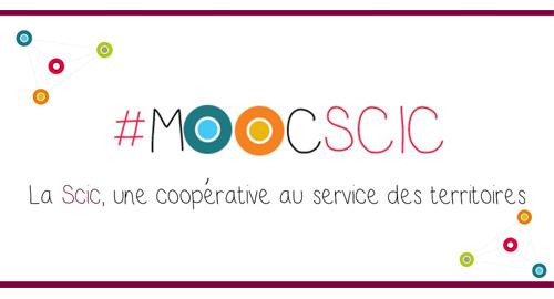 Mooc / Formation en ligne : « La Scic, une coopérative au service des territoires »