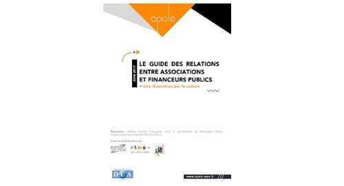 Guide des relations entre associations et financeurs publics