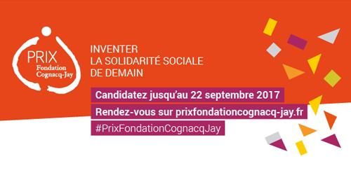 Appel à projets Inventer la solidarité sociale de demain jusqu'au 22 septembre