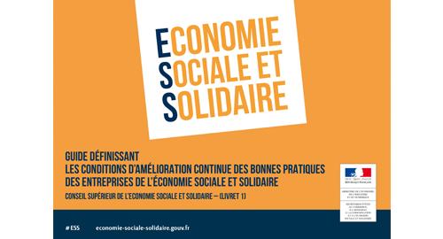 Entreprises et réseaux de l'ESS, à l'occasion du Mois de l'ESS, Venez découvrir le Guide des bonnes pratiques ! – 20 novembre - Hérouville-Saint-Clair