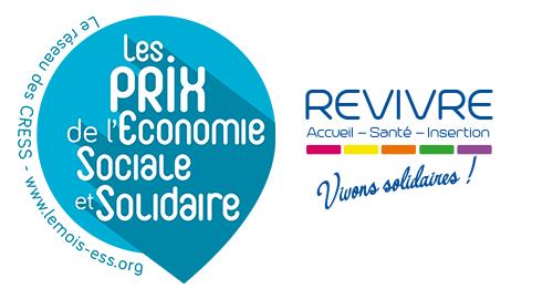 Prix de l'ESS 2017 : Votez pour l'association normande Revivre !